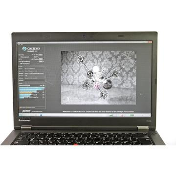 Laptop second hand Lenovo ThinkPad T440p I5-4300M 2.6GHz Haswell 8GB DDR3 500GB HDD 14inch