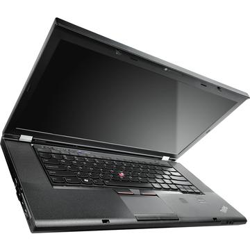 Laptop second hand Lenovo ThinkPad T530 I5-3320M 2.6GHz up to 3.3 GHz 8GB DDR3 SSD 128GB Sata nVidia Quadro NVS 5400M 1GB DVD 15.6 inch Webcam