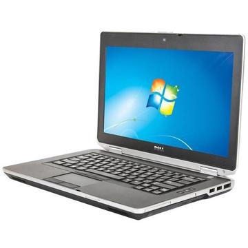 Laptop second hand Dell Latitude E6430 i7-3740QM 2.7GHz 8GB DDR3 256GB SSD DVD-RW 14 inch HD+ 1600 x 900 Webcam Tastatura Iluminata