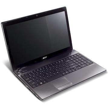 Laptop second hand Acer Aspire 5551 AMD Athlon II P320 2.1GHz 2GB DDR3 320GB HDD AMD Radeon HD 4250 DVD-RW Webcam 15.6 Inch