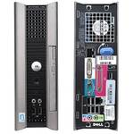 OptiPlex 745 Core 2 Duo E6400 2.13GHz 1GB DDR2 80GB HDD Sata Ultra SFF Desktop