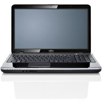 Laptop second hand Fujitsu LifeBook AH531 i3-2328M 2.20GHz 4GB DDR3 320GB HDD DVD-RW Webcam 15.6 Inch