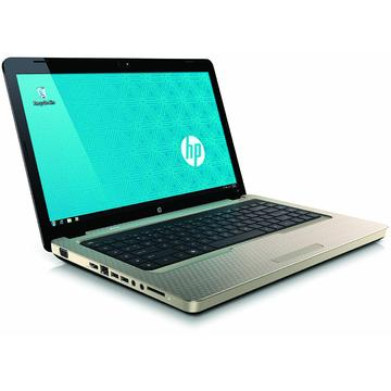 Laptop second hand HP G62-b17SA AMD Turion II P540 2.40GHz 4GB DDR3 500GB HDD AMD Radeon HD 4200 DVD-RW Webcam 15.6 Inch