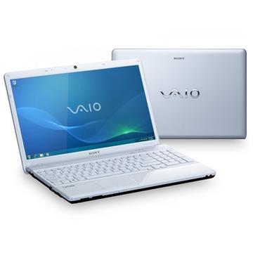 Laptop second hand Sony Vaio VPCEB2M0E i3-350M 2.26GHz 4GB DDR3 250GB HDD DVD-RW Webcam 15.6 Inch