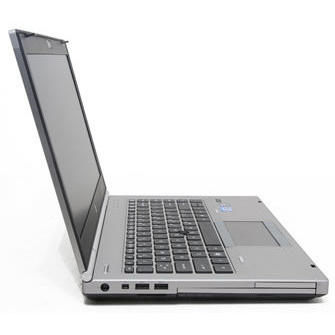 Laptop refurbished HP EliteBook 8460P i5-2540M 2.6GHz 8GB DDR3 HDD 320GB Sata DVD-RW 14.1 inch Soft Preinstalat Windows 10 Home