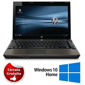 Laptop refurbished HP ProBook 4320s i3-380M 2.53Ghz 8GB DDR3 250GB HDD DVD-RW 13.3 inch Webcam Soft Preinstalat Windows 10 Home