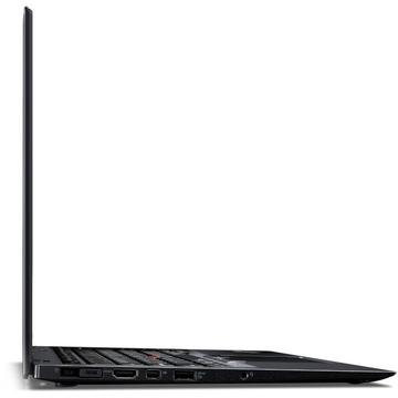 Laptop refurbished Lenovo ThinkPad X1 Carbon i5-4300U 1.9GHz up to 2.9GHz 8GB DDR3 128GB SSD Webcam Touchbar 14Inch Soft Preinstalat Windows 10 Professional