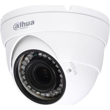 Produs NOU Camera supraveghere analog Camera Analogica Dahua HAC-HDW1200R-VF, HD-CVI, Dome, 2MP, 2.7 - 12mm, 24 LED, IR 30m, D-WDR, Rating IP67, Carcasa aluminiu