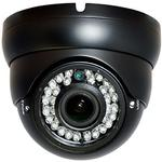 Camera Analogica OEM RLG-D1VM, AHD, Dome, 1MP 720p, CMOS Aptina 1/3 inch, 2.8-12mm, 36 LED, IR 30m, Carcasa Metal [No Logo]