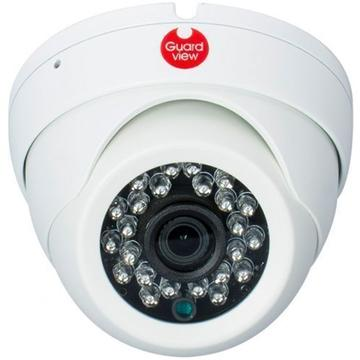 Produs NOU Camera supraveghere analog Camera Analogica Guard View GDA4F2M, AHD, Dome, 4MP, CMOS OV 1/3 inch, 3.6mm, 24 LED, IR 20m, Carcasa metal