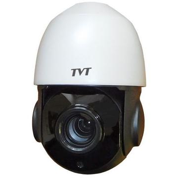 Camera supraveghere IP Camera IP TVT TD-9637E2, Speed Dome, H.265, 3MP 1080P@25fps,  CMOS 1/2.8 inch, 5.5 - 88mm, IR 50m, carcasa metal