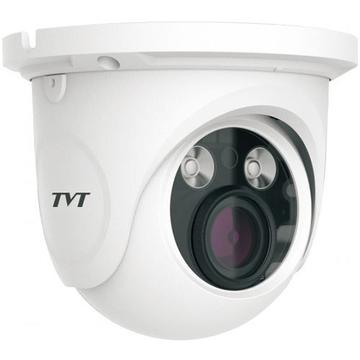 Camera supraveghere IP Camera IP TVT TD-9545S2(D/AZ/PE/AR2), Dome, H.265, 4MP,  CMOS 1/3 inch, 3.3-12mm, 2 LED Array, IR 30M,  PoE, Carcasa metal