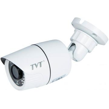 Camera supraveghere IP Camera IP TVT TD-9421S1(D/PE/IR1), Bullet, 2MP 1080p, CMOS 1/2.8 inch, 2.8mm, 30 LED, IR 20M, Carcasa metal, PoE
