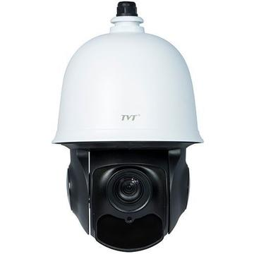 Camera supraveghere IP Camera IP TVT TD-9632AE2, Speed Dome, 3MP, CMOS 1/2.8 inch, 5.5-110mm, IR 120m, Carcasa metal, PoE