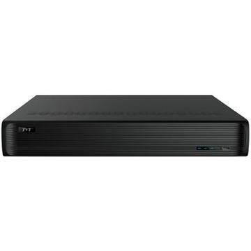 Produs NOU NVR NVR Network Video Recorder TVT TD-3332H4, H.265 4K, 32 canale, Max. 8MP, 1080P@25fps, 4 x SATA