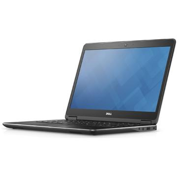 Laptop second hand Dell Latitude E7440 Intel Core i5-4300U 1.90GHz up to 2.90GHz 16GB DDR3 256GB SSD Webcam 14 inch FHD 1920x1080 FHD TouchScreen