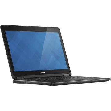 Laptop second hand Dell Latitude E7240 Intel Core i7-4600U 2.10GHz up to 3.30GHz 8GB DDR3 256GB SSD Webcam 12 inch FHD 1920x1080