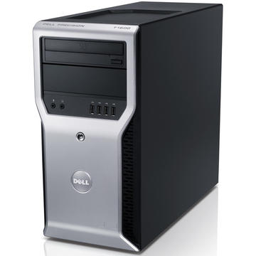 Precison T1600 XEON E3-1225 3.10GHz 4GB DDR3 500GB HDD DVD-ROM TOWER