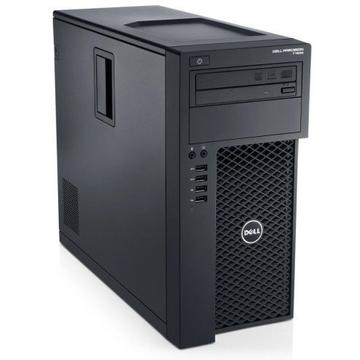 WorkStation second hand Dell T1650 XEON E3-1225 V2-3.20GHz 8GB DDR3 500GB HDD DVD-ROM TOWER