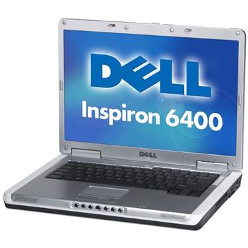 Laptop second hand Dell Inspiron 6400 Intel Core Duo T2300 1.5GB DDR2 320GB HDD CD-RW/DVD Combo 15.4 Inch