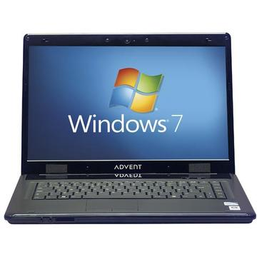 Laptop second hand Advent Roma 2000 Intel Celeron 900 2.2GHz 4GB DDR2 320GB HDD DVD Webcam 15.6 Inch