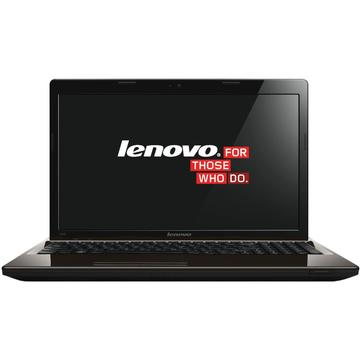 Laptop second hand Lenovo G580 Intel Core i3-3110M 2.4GHz 4GB DDR3 320GB HDD DVD-RW Webcam 15.6 Inch