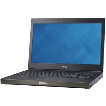 Laptop second hand Dell Precision M4800 i7-4800QM 2.70GHz up to 3.70GHz 16GB DDR3 500GB HDD Quadro K1100M 2GB 15.6Inch 1920x1080 Webcam