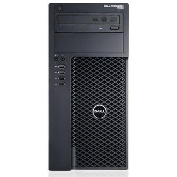 Calculator refurbished Dell T1650 XEON E3-1225 V2-3.20GHz 8GB DDR3 500GB HDD DVD-ROM TOWER Soft Preinstalat Windows 10 Home