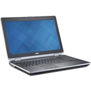 Laptop second hand Dell Latitude E6530 Intel Core i5-3340M 2.70GHz up to 3.40GHz 4GB DDR3  320GB HDD	Nvidia NVS 5200M 1GB GDDR5 DVD-RW	15.6 Inch