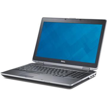 Laptop second hand Dell Latitude E6530 Intel Core i5-3320M 2.60GHz up to 3.30GHz 4GB DDR3 320GB HDD Nvidia NVS 5200M 1GB GDDR5 DVD-RW 15.6 Inch