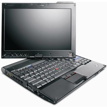 Laptop second hand Lenovo ThinkPad X201 Tablet i5-520UM 1.06 up to 1.86GHz HDD 8GB 320GB HDD WebCam 12.1 inch