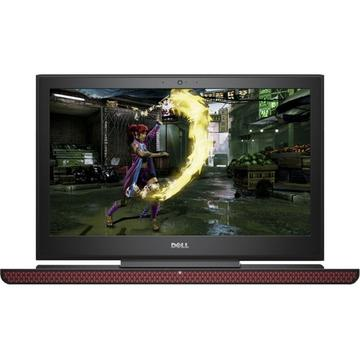 Laptop Renew Dell Inspiron 15 Gaming 7567 i7-7700HQ 2.80GHz up to 3.80 GHz 16GB DDR4 1TB HDD nVidia GeForce 1050Ti 4GB GDDR5 15.6 FHD (1920x1080) Webcam Tastatura iluminata
