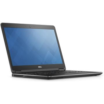 Laptop second hand Dell Latitude E7440 Intel Core i7-4600U 2.10GHz up to 3.30GHz 4GB DDR3 240GB SSD Webcam 14 inch FHD 1920x1080
