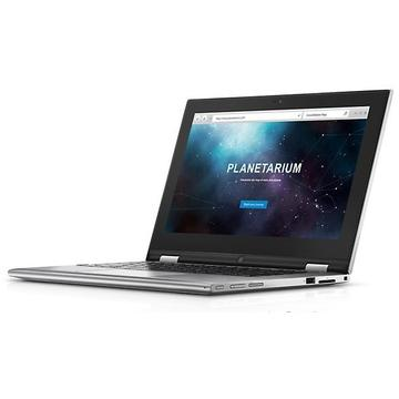 Laptop Renew Dell Inspiron 3147 Celeron N3350 1.10GHz up to 2.40GHz 4GB DDR3 500GB HDD 11.6 HD Touchscreen (1366x768) Webcam