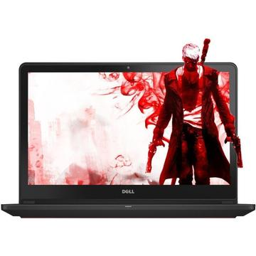Laptop second hand Dell Inspiron 15 7559 i7-6700H 8GB DDR3 1TB HDD NVIDIA GeForce GTX 960 with 4GB Webcam 15.6inch FHD (1920x1080)