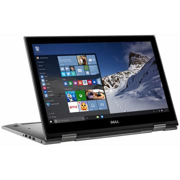 Laptop Renew Dell Inspiron 15 5578 2-in-1 i7-7500U  2.70GHz up to 3.50GHz 8GB DDR4 500GB HDD 15.6 FHD Touchscreen (1920x1080) Webcam Tastatura iluminata