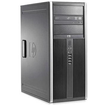Calculator second hand HP Compaq 6000 PRO Dual Core E5700 3.00GHz 4GB DDR3 160 HDD DVD-ROM TOWER