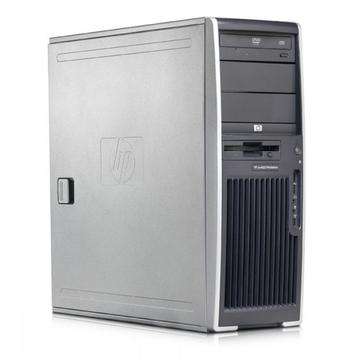 Calculator second hand HP xw4600 Workstation Core 2 Duo E7200 2.53GHz 2GB DDR2 250GB HDD DVD-RW TOWER