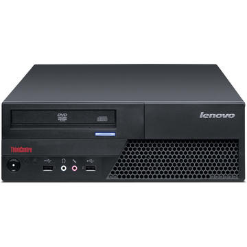 Calculator second hand Lenovo ThinkCentre M57 Pentium Dual E2160 1.80GHz 4GB DDR2 160GB HDD DVD-ROM DESKTOP