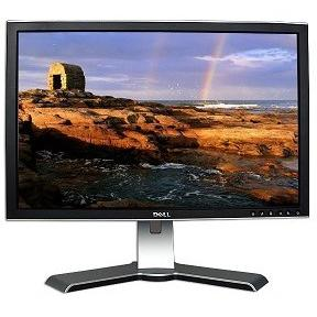 Monitor second hand Dell 2408WFP 24 inch