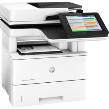 Multifunctionala second hand HP LaserJet Managed MFP M527 45ppm