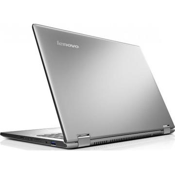 Laptop second hand Lenovo Yoga 2 13 Intel Core i3-4030U 1.90GHz 4GB DDR3 500GB HDD 13 Inch FHD 1920x1080 Touchscreen Tastatura Iluminata