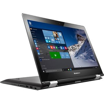Laptop second hand Lenovo Yoga 500-14IBD Intel Pentium 3805U 1.90GHz 4GB DDR3 128GB SSD 14 inch FHD 1920x1080 Touchscreen