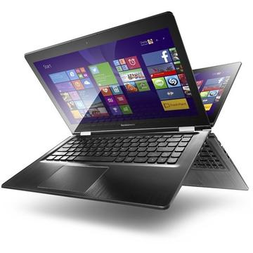 Laptop second hand Lenovo Yoga 500-14IHW Intel Core i3-4005U 1.70GHz 4GB DDR3 1TB HDD Nvidia GeForce 920M 14 inch FHD 1920x1080 Touchscreen