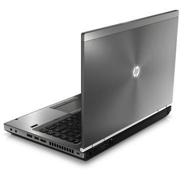 Laptop second hand HP EliteBook 8460p Intel Core i5-2520M 2.50GHz up to 3.20GHz 4GB DDR3 500GB HDD DVD-RW Webcam AMD Radeon HD 6470M 14 inch HD