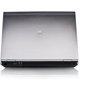 Laptop second hand HP EliteBook 8460p Intel Core i5-2520M 2.50GHz up to 3.20GHz 4GB DDR3 250GB HDD DVD-RW Webcam 14 inch HD