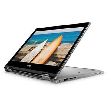 Laptop Renew Dell Inspiron 13 5378 2-in-1 i3-7100U  2.40 GHz 4GB DDR4 2133MHz 128GB SSD 2.5 INTEL UHD 13.3 FHD Touchscreen Webcam