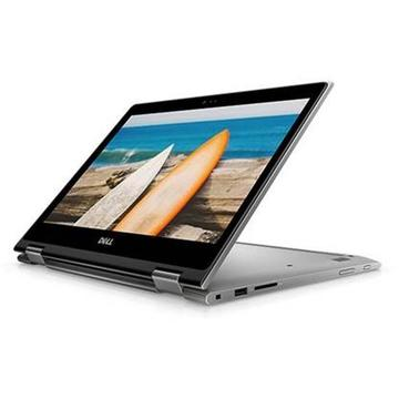 Laptop Renew Dell Inspiron 13 5378 2-in-1 i3-7100U  2.40 GHz 4GB  DDR4 2400MHz 128GB SSD 2.5 INTEL UHD 13.3 FHD Touchscreen Webcam