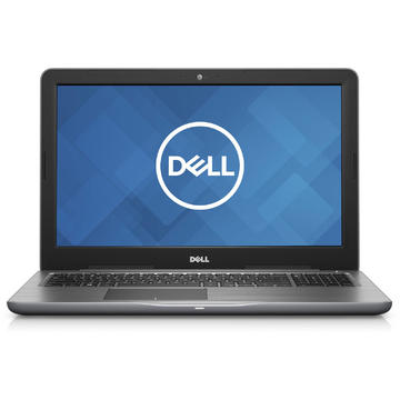 Laptop Renew Dell Inspiron 15 5565 AMD A10-9600P 2.4GHz 8GB DDR4 2133MHZ 512GB SSD Radeon R5 Graphics 4GB 15.6 inch FHD (1920 x 1080)  DVD-RW Webcam
