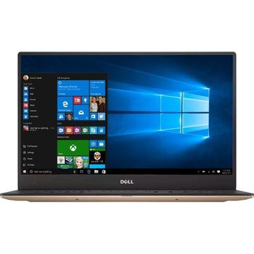 Laptop Renew Dell XPS 13 9360 i7-8550U 1.80GHz 16GB LPDDR3 1866MHz 128GB M2SATA PCIE INTEL UHD 13.3 FHD Webcam